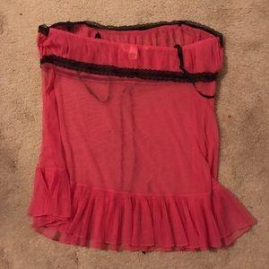 Victoria Secret's lingerie